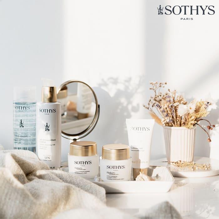 Sothys producten Jade Looijmans